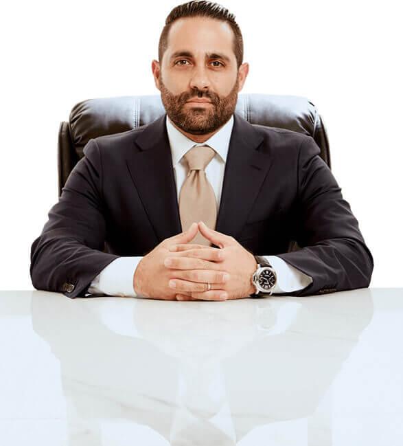 Attorney Simon Esfandi