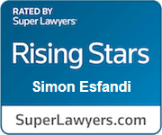 Rated by Super Lawyers as a Rising Star