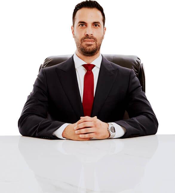 Attorney Joseph Shirazi