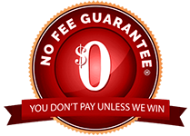 No Fee Guarantee You Don't Pay Unless We Win